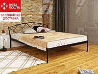 Ліжко Жасмин-1 180*190см (Jasmin-1) Метакам, фото 1