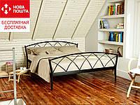 Ліжко Жасмин-2 120*200см (Jasmin-2) Метакам, фото 1