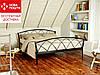 Ліжко Жасмин-2 160*190см (Jasmin-2) Метакам