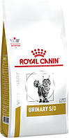 Сухой корм для взрослых котов с мочекаменной болезнью Royal Canin Urinary S/O Feline 1.5 кг (3182550711159), фото 1