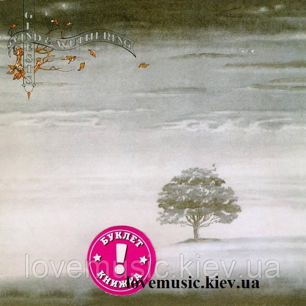 Музичний сд диск GENESIS Wind & Wuthering (1976) (audio cd)