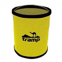 Ведро походное/ туристическое складное Tramp 6 л (трамп)TRC-059