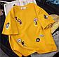 """Жіноча футболка 1017 """"Disney"""" в кольорах, фото 4"""
