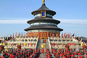 """Эконом-тур в Китай """"Пекин транзитом"""" на 3 дня / 2 ночи"""