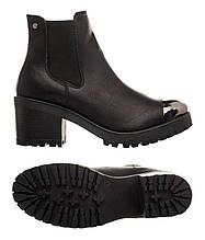 Жіночі черевики Tata Italia 162 40 Чорні Italia16240Black, КОД: 1382280
