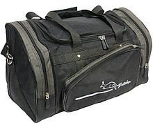 Дорожная сумка Wallaby Черный 271-1, КОД: 1383777