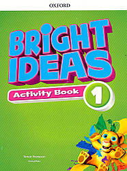 Робочий зошит Bright Ideas 1 Activity Book + Online Practice