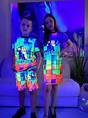 НОВИНКА !!! Літній дитячий світиться костюм +маска в подарунок.