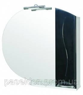 Зеркало Премиум (R) 95 черный (черный)