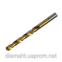 Сверло Ø1,1мм по металлу, титан Атака (10 шт/уп.)