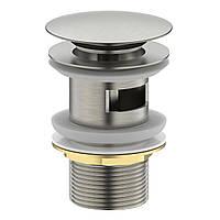 Imprese BRENTA клапан донный Pop-up, никель (ZMK081906500)