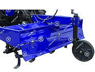 Мотоблок дизельний Forte МД-81ЕGT, без плуга (синій) , фото 2