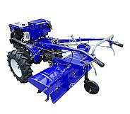 Мотоблок дизельний Forte МД-81ЕGT, без плуга (синій) , фото 4