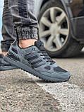 Кросівки чоловічі 18162, Adidas ZX 750, темно-сірі, [ 41 42 43 44 45 46 ] р. 43-28,0 див., фото 6