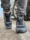 Кросівки чоловічі 18162, Adidas ZX 750, темно-сірі, [ 41 42 43 44 45 46 ] р. 43-28,0 див., фото 7