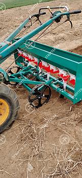 Сеялка зерновая SD-8 восьмирядная, без ящика для удобрений Forte