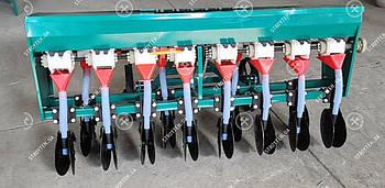 Сеялка зерновая SD-8В восьмирядная, с ящиком для удобрений Forte