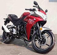 Мотоцикл FORTE FTR300 (красный) , фото 3