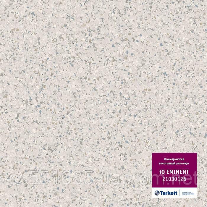 21030126 - линолеум коммерческий гомогенный 34 класс, коллекция IQ Eminent (Эминент) Tarkett (Таркетт)