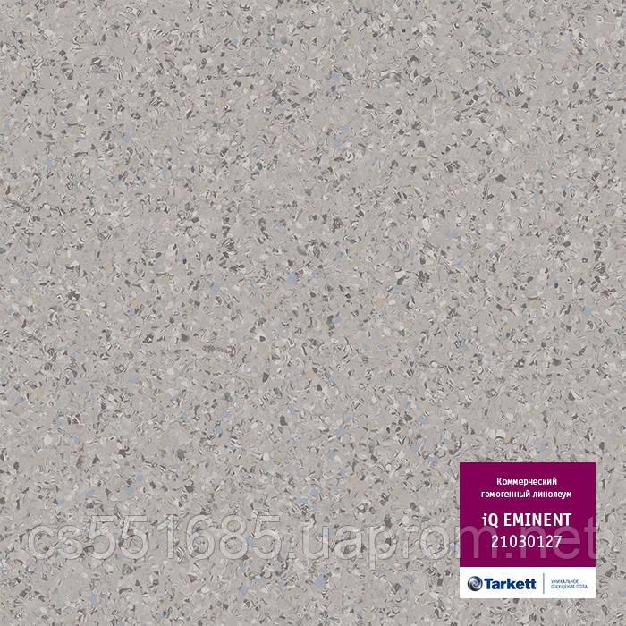 21030127 - линолеум коммерческий гомогенный 34 класс, коллекция IQ Eminent (Эминент) Tarkett (Таркетт)
