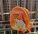 """Плюшевий рюкзак в садок для дівчинки і хлопчика 1-3 року """"Тигра"""", фото 2"""