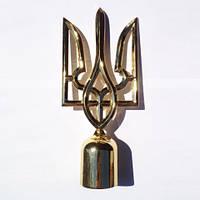 Флагштоки герб Украины, фото 1