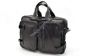 Кожаная сумка с карманами GA-7014-1md TARWA