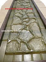 Изготовление бетонных заборов Формы