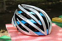 Велосипедный шлем Giro Aeon Серо-Голубой