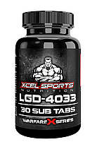 XCEL Sport Nutrition LGD-4033