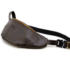 Стильная кожаная сумка на пояс TC-3036-4lx TARWA