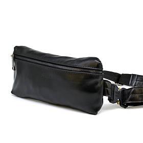 Напоясная сумка из натуральной кожи GA-1818-3md TARWA