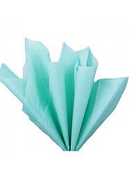 Папірусний папір для пакування кондитерських виробів, 50*65 см,10 листків Тіфані