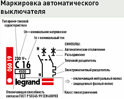 Автоматичні вимикачі (автоматы) запобіжники