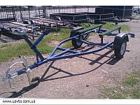 """Лодочный Прицеп """"Палыч"""" ПГМФ 8902 (для перевозки резин.лодки, скутера)"""