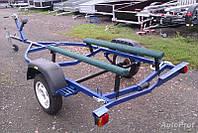 """Лодочный Прицеп """"Палыч"""" ПГМФ 8902 (для перевозки удлиненной резин.лодки, скутера)"""