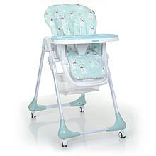Детский стульчик BAMBI M 3233 Puppy Boy Blue голубой