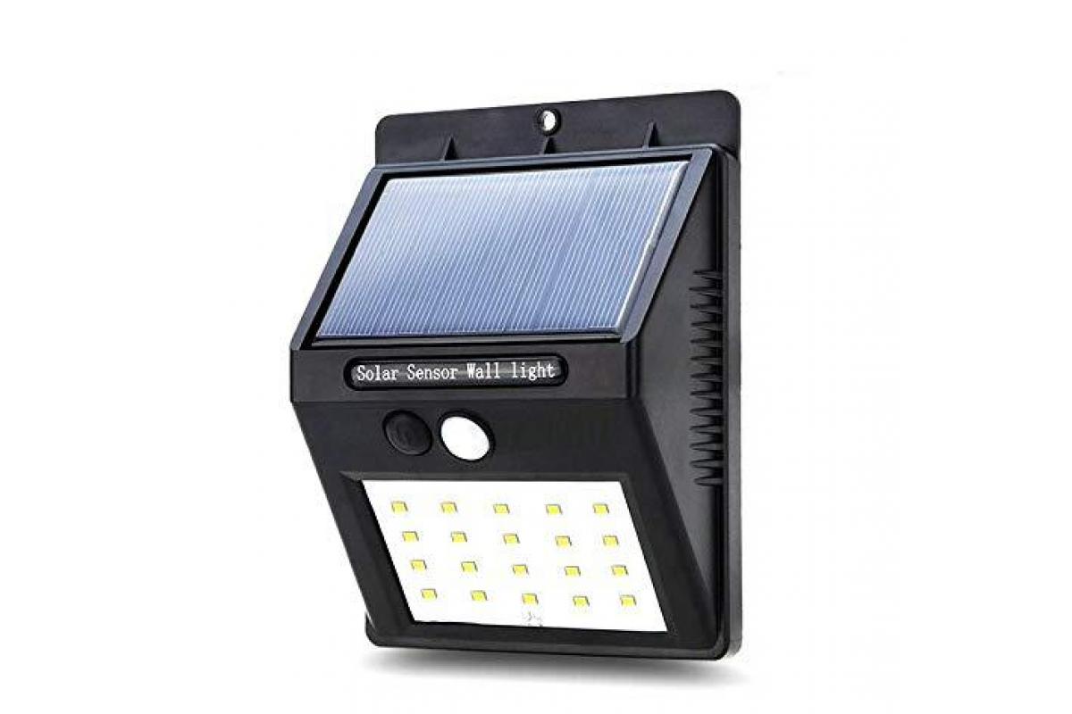 LED фонарь для улицы на солнечной батарее TV000801 100