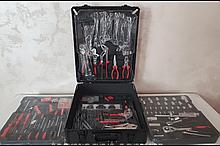 Набір інструментів 439 предметів Gold Diamond чорний TK00041
