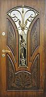 Однополі вхідні двері в будинок