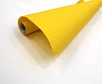 Желтая рисовая бумага с оттиском для упаковки цветов FLOINGS