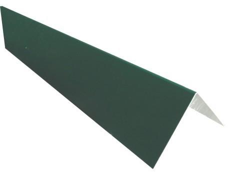 Кут зовнішній для профнастилу 20*20 2м 6005 (зелений)