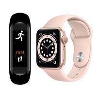 Розумні годинники та браслети