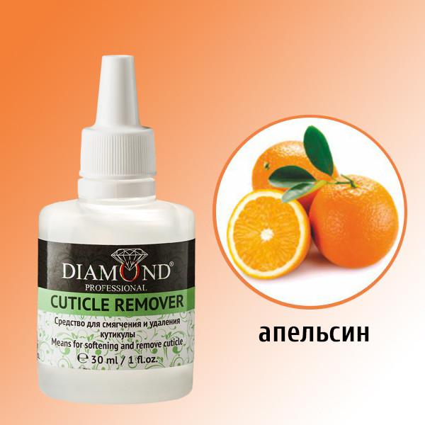 Средство для смягчения и удаления кутикулы с экстрактом апельсина