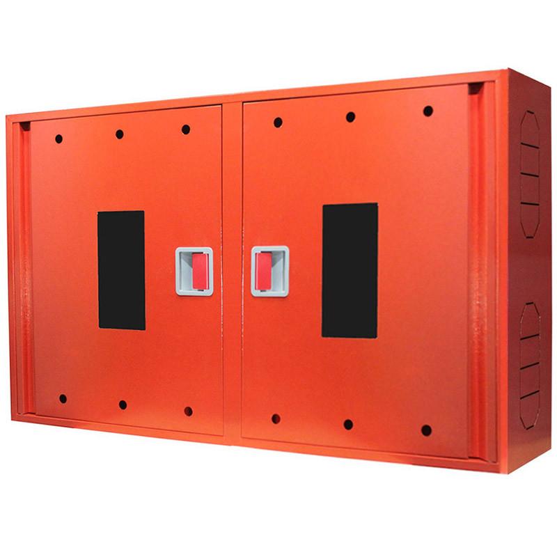 Шкаф пожарный ШП-120/60-Н Красный (навесной, без задней стенки, 1200х600х230мм)