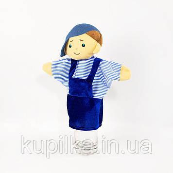 Кукольный театр Zolushka Мальчик Шустрик 30см (ZL350)