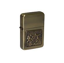 Зажигалка бензиновая STAR Gold 23651STAR, КОД: 119053
