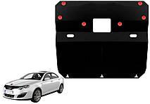 Захист двигуна MG 550 2011-