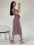 Літнє жіноче плаття «Кнопки», фото 3