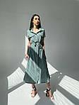 Літнє жіноче плаття «Кнопки», фото 4